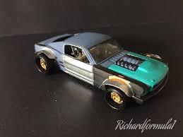 badass mustang richard marotta badass mustang 2 custom wheels diecast cars