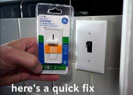 Bathroom Dimmer Light Switch How To Install A Light Dimmer Improve Your Bathroom For Predawn
