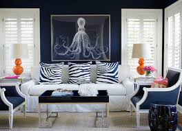 Orange Living Room Chairs by Navy Blue Living Room Chairs Design Ideas