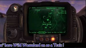 Fallout New Vegas Maps by Fallout New Vegas Alien Blaster Location Youtube
