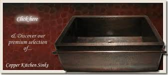 Copper Kitchen Sink by Copper Sinks Copper Kitchen Sinks Copper Bathroom Sinks