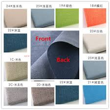 Curtain Upholstery Fabrics Aliexpress Com Buy 1200d Thick Strong Linen Style Polyester
