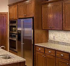 kitchen cabinets color change color change staining island wood renewal llc