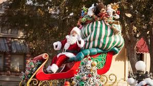 How Long Does Disney Keep Christmas Decorations Up Christmas Fantasy Parade Disneyland Resort