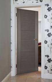 Interior Door Styles For Homes by 8400 Grey Coto Fd30 A Contemporary Style Fire Door For Modern
