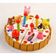 jeux de cuisine de gateaux d anniversaire jeux de simulation en bois gâteau d anniversaire jouets achat