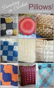free crochet home decor patterns 174 best crochet home decor images on pinterest cushions