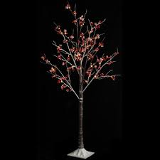 Raz Imports Lighted Birch Tree 48 Inch From Elizabeth U0027s