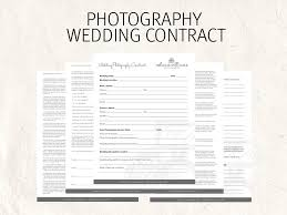 wedding flowers quote form wedding photography contract business forms flowers editable