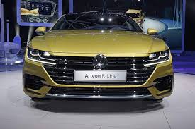 official vw arteon germancarforum