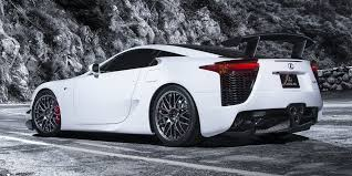 lexus lf a 800hp lexus lfa will debut at 2019 motor says
