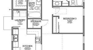 small house plans with open floor plan 2 bedroom floor plan home ideas the architectural digest