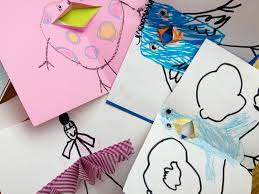 splotch animal pop up cards babyccino kids daily tips children u0027s