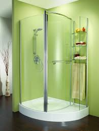 small bathroom ideas with shower stall and chic shower stall kits
