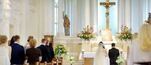 Image of Marriage in the Catholic Church