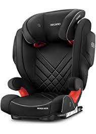 Sié E Auto 123 Isofix Recaro Monza Is 1 2 3 Combination Car Seat Black