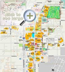 Caesars Palace Floor Plan Las Vegas Maps Top Tourist Attractions Free Printable City