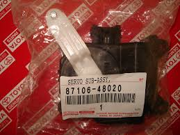lexus victoria hours amazon com lexus a c heater air mix servo 87106 48020 automotive
