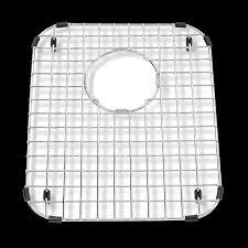 sink racks kitchen accessories prevoir stainless steel 12 inch by 14 1 4 inch bottom grid sink rack
