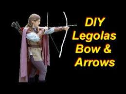 Legolas Halloween Costume Legolas Costume Tutorial 3 Bow Quiver Arrows Hair