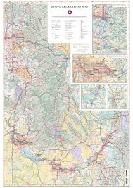 Gmu Map Colorado by Idaho Recreation Map U2014 Benchmark Maps