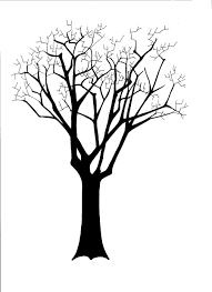 tree silhouette clip art silhouetteplant clipart page 1 tree u0027s