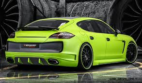 Audi R8 Green - regula exclusive bodykits for audi r8 porsche panamera and
