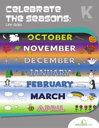 days weeks and months on a calendar education com