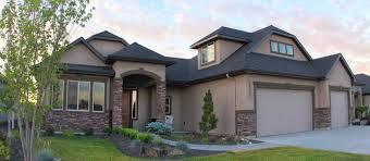 Idaho House Meridian Boise Idaho Custom Home Builder