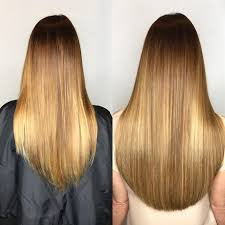 hair extensions miami by best salon great lengths salon tape
