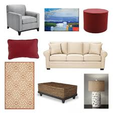 cindy crawford home bellingham vanilla sofa online interior
