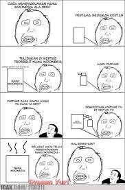 Herp Meme Comic - cara mengharumkan nama indonesia ala herp 1cakerzz 1cak