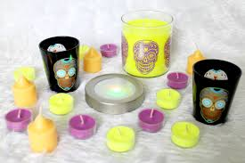 my partylite halloween candle giveaway ellis tuesday