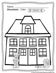 coloring pages fire safety coloring colors u0027jays