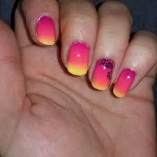 yellow nail design gallery nail art designs