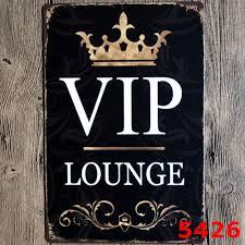 deco plaque metal online get cheap vip lounge bar aliexpress com alibaba group