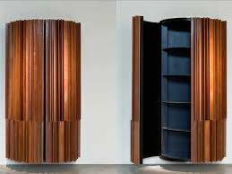 l u0027eclaireur wall cabinet with external structure made of strips of