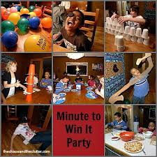 14 best minute to win it images on family