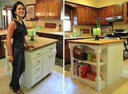 repurposed kitchen island ideas diy kitchen island repurposed cabinets sounds easy and