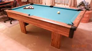 brunswick bristol 2 pool table 6 ft table is this one good