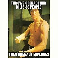Kik Meme Maker - bruce lee was unbelievable hope you are having an awesome thursday