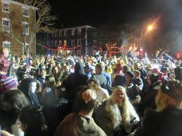 crowd dancing at halloween haunted happenings dj dance str u2026 flickr