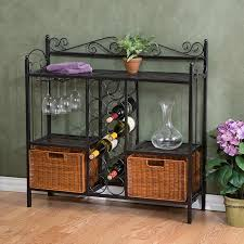 spectrum wall mounted 6 bottle wine rack hayneedle