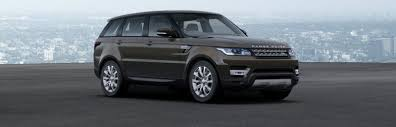 brown range rover range rover sport colours guide carwow