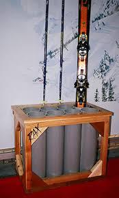 Ski Service Bench Rax Home Ski Storage Racks Cozywinters Com Wood Working Ideas
