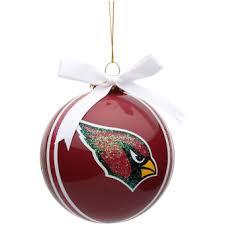 arizona cardinals decorations gift bags ornaments