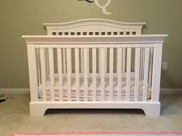 How To Convert Crib Into Toddler Bed Cribs That Convert To Beds Jumptags Info