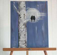 25 unique tree canvas paintings ideas on pinterest diy tree
