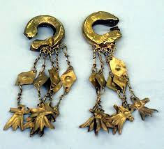 gold earrings philippines 49 best ethnic jewelry philippines images on