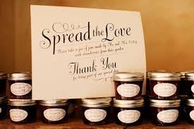 jam wedding favors wedding favor spread strawberry jam diy wedding